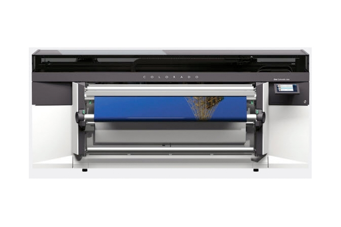 Océ Colorado 1640 Wide Format Printer, Powered by UVgel
