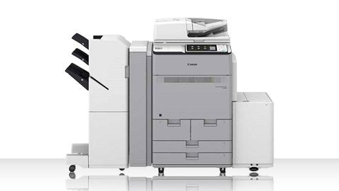Image of the imagePRESS Lite C165 Cutsheet Toner Press