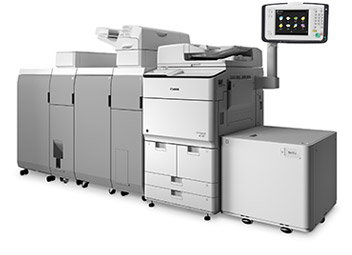 Image of a imageRUNNER ADVANCE 8500 III Series