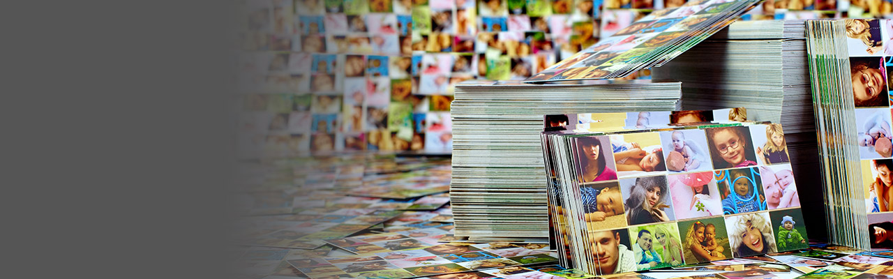 Image of stacked printed materials