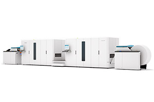 Océ ColorStream 6000 Series Color Inkjet Printers