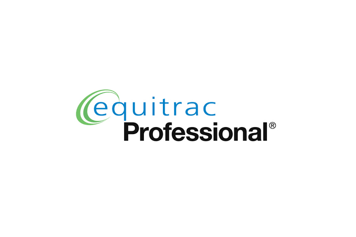 Logo for Equitrac Professional