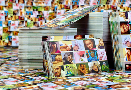 Offer your customers more creativity with direct mail campaigns that will stand out using digital printing.