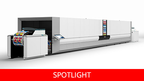 Over Two Billion Pages to Date Have Been Printed on the ProStream 1000 Continuous Feed Inkjet Press