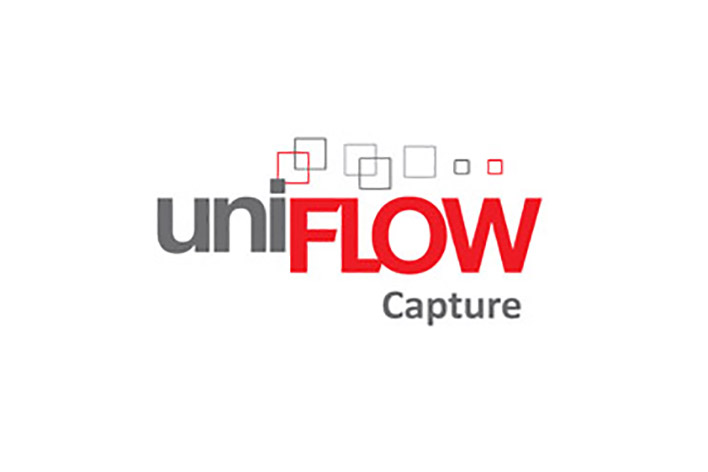 Logo for uniFLOW Capture