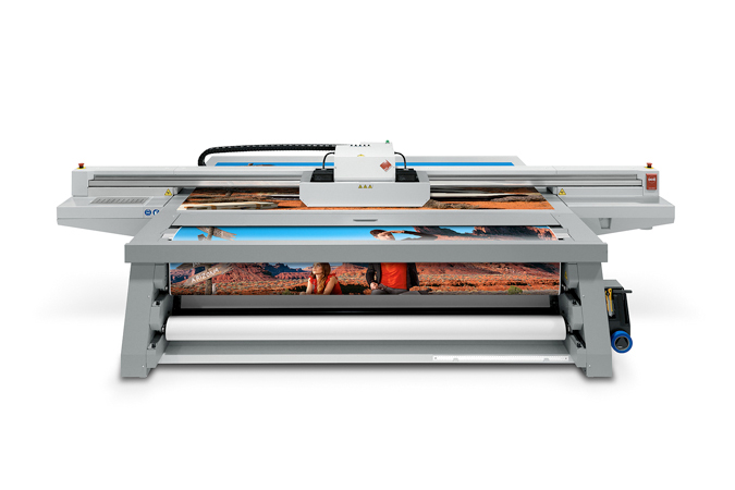 Océ Arizona 365 GT Large Format Digital Flatbed Printer