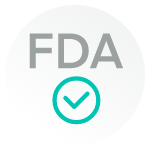FDA Cleared icon
