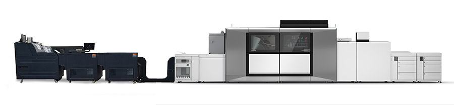 Image of a Canon varioPRINT iX
