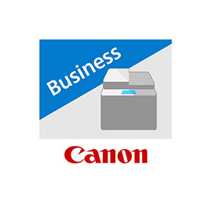 Logo for Canon PRINT Business App