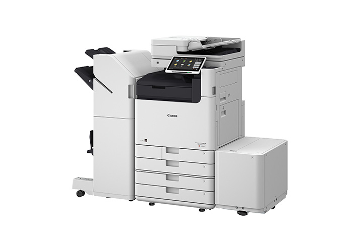 imageRUNNER ADVANCE DX C5870i Saddle Finisher Slant