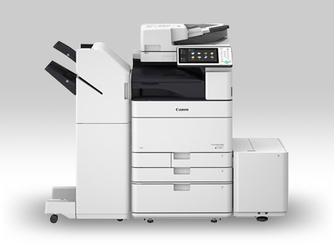 Image of a Multifunction Office Printer