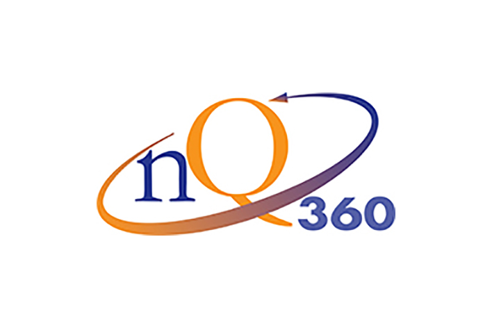 Logo for nQ360 Business Process Solution for Law Firms