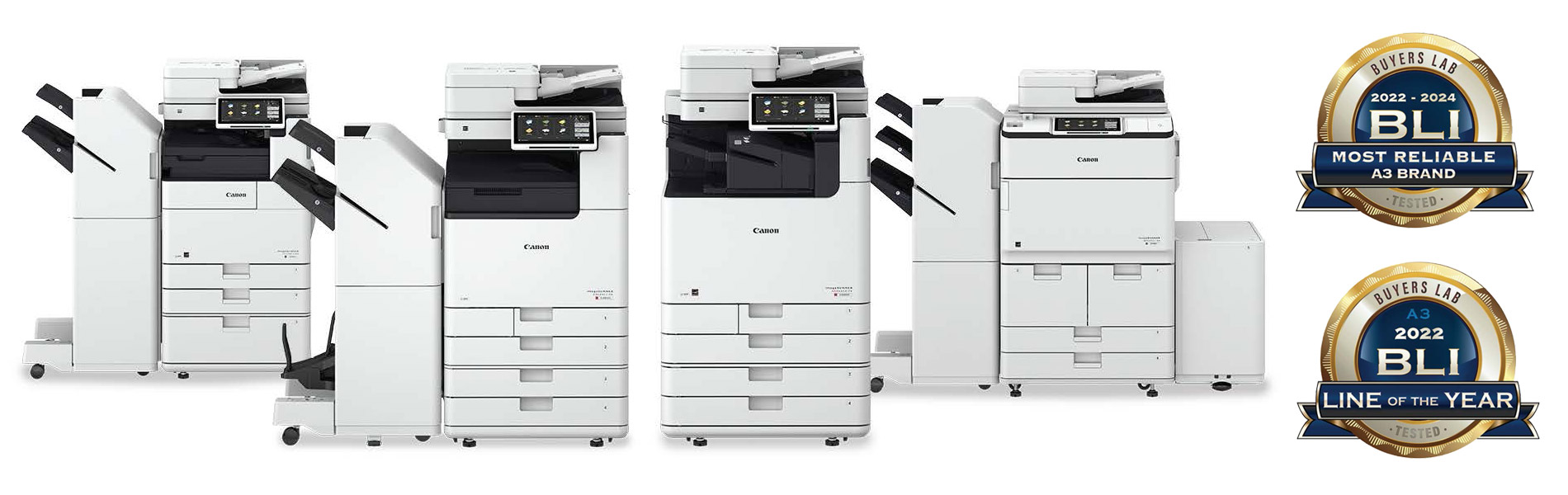 Image of imageRUNNER ADVANCE multifunction printers and copiers