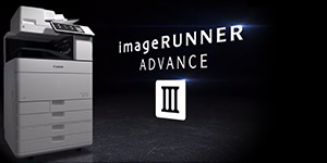 Image of a imageRUNNER ADVANCE III