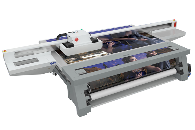 Arizona 318 GL UV Flatbed Printer