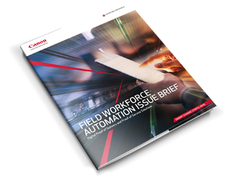 Field Workforce Automation Issue Brief Cover