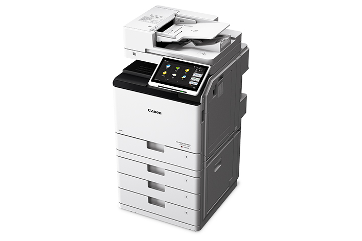 imageRUNNER ADVANCE DX C357iF Series Finisher Overhead