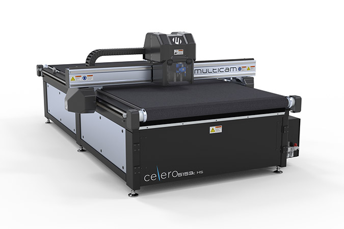 MultiCam Celero Digital Flatbed Cutting Solutions