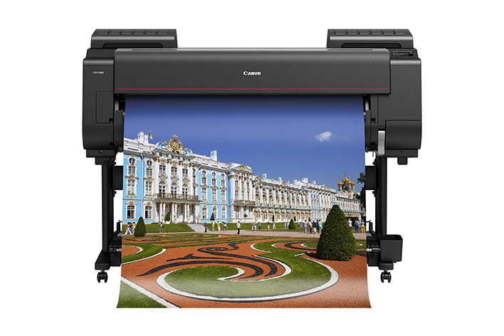 imagePROGRAF PRO-4100 Front with Roll
