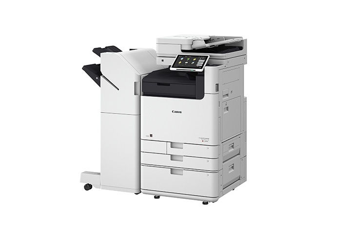 imageRUNNER ADVANCE DX C5870i Staple Finisher Slant