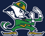 Image of the Notre Dame mascot