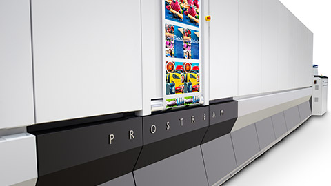 Océ ProStream Series Inkjet Press