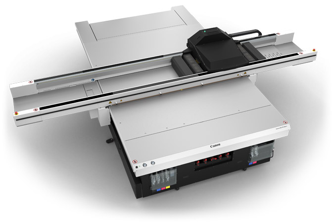 Arizona 6100 XTS Series UV Flatbed Printers