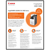imageRUNNER ADVANCE DX C5870i Brochure
