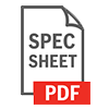 Spec Sheet PDF Download Icon